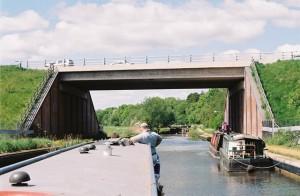 Newbury Bypass Canal Bridge