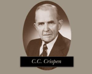 C C Crispen