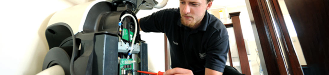 repairman maintenance stairlift